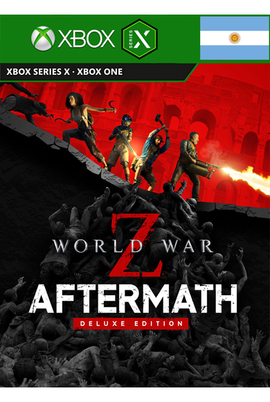 World War Z: Aftermath - Deluxe Edition (Argentina) (Xbox One / Series X|S)