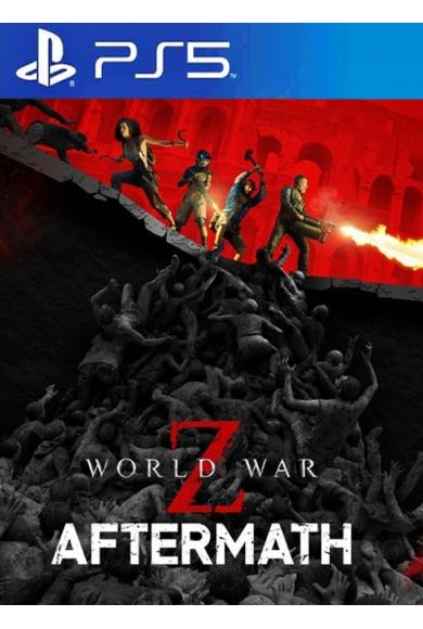 World War Z: Aftermath (PS5)