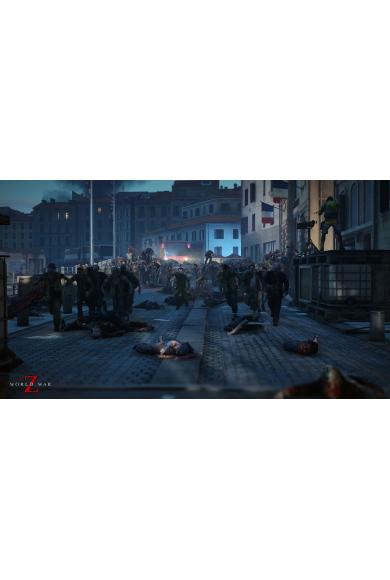 World War Z – Marseille Episode (DLC) (Xbox One / Series X|S)