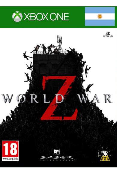 World War Z (Argentina) (Xbox One)