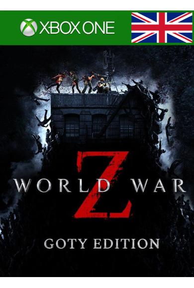 World War Z - GOTY Edition (UK) (Xbox One)