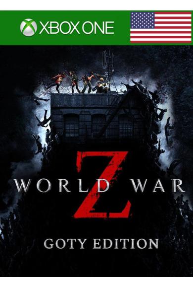 World War Z - GOTY Edition (USA) (Xbox One)