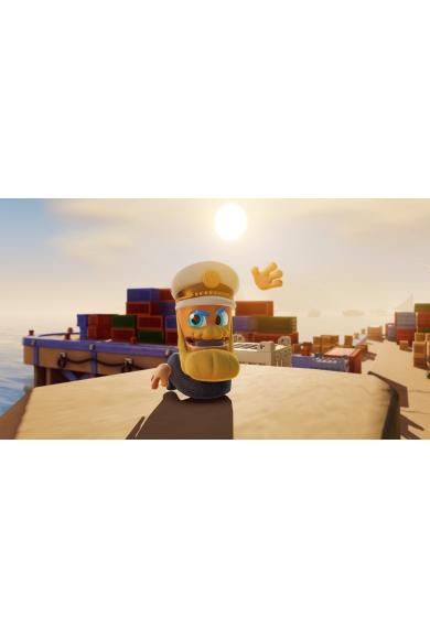 Worms Rumble - Captain & Shark Double Pack (DLC)
