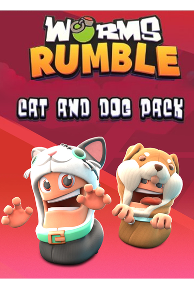 Worms Rumble - Cats & Dogs Double Pack (DLC)