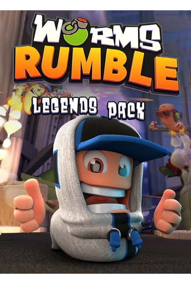 Worms Rumble - Legends Pack (DLC)