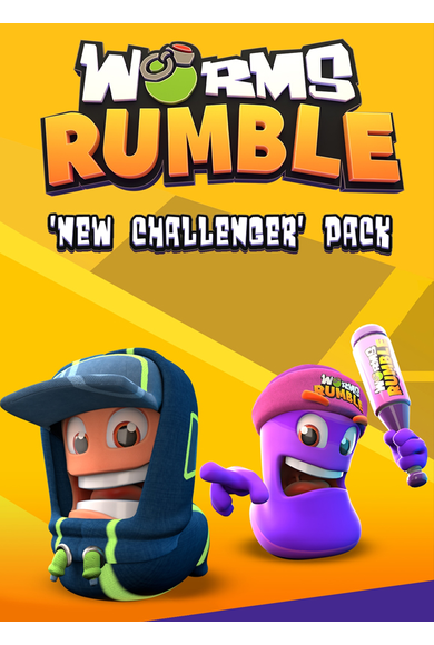Worms Rumble - New Challengers Pack (DLC)
