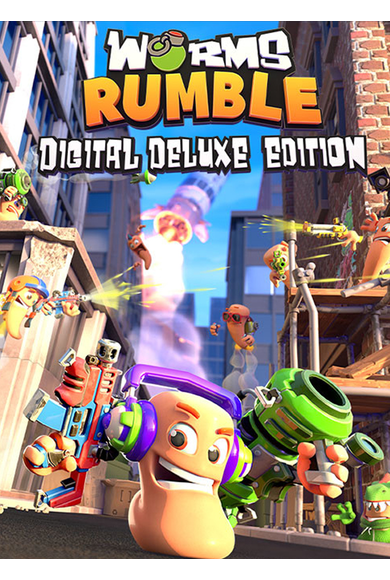 Worms Rumble (Deluxe Edition)