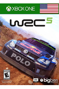 WRC 5 FIA World Rally Championship (USA) (Xbox One)