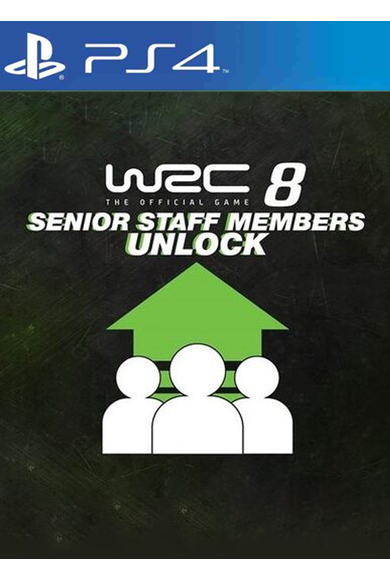 WRC 8 - Staff Member (DLC) (PS4)