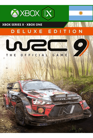 WRC 9 FIA World Rally Championship - Deluxe Edition (Argentina) (Xbox One / Series X|S)