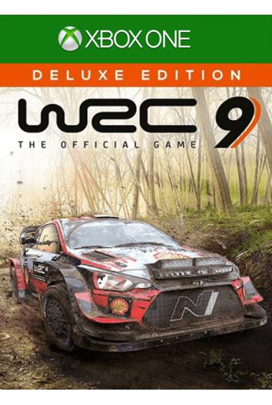 WRC 9 FIA World Rally Championship - Deluxe Edition (Xbox One)