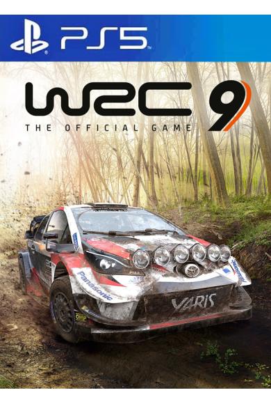 WRC 9 FIA World Rally Championship (PS5)