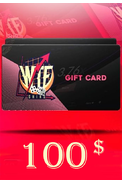 WTFSkins 100 USD