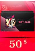 WTFSkins 50 USD