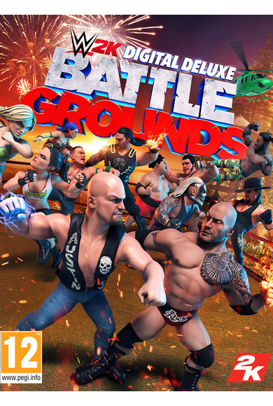 WWE 2K Battlegrounds (Deluxe Edition)