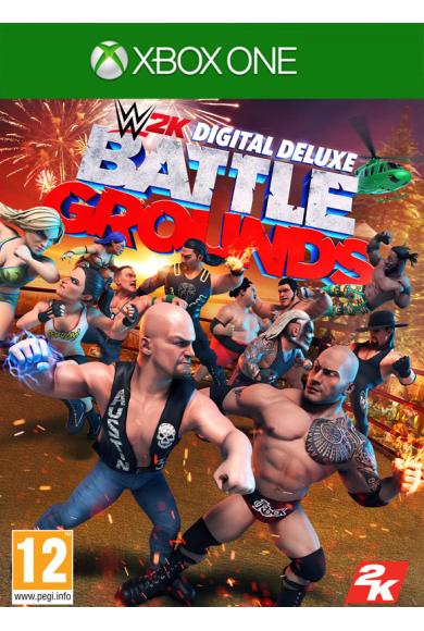 WWE 2K Battlegrounds - Deluxe Edition (Xbox One)