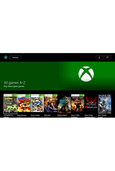 Xbox Game Pass 12 Month (Xbox One)