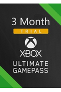 Xbox Game Pass Ultimate  3 Month (TRIAL) (Xbox One)