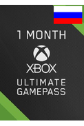 Xbox Game Pass Ultimate 1 Month (Russia) (Xbox One / PC)