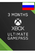 Xbox Game Pass Ultimate 3 Month (Russia) (Xbox One / PC)