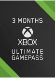 Xbox Game Pass Ultimate  3 Month (Xbox One / PC)