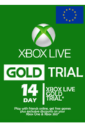 Xbox Live Gold 14 Days Trial (Europe)