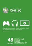 Xbox Live Gold 48 Ore (Hours Trial)