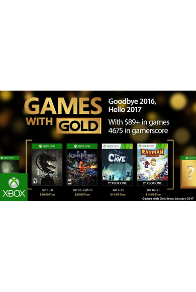 Xbox Live Gold 14 Dni (Days Trial)