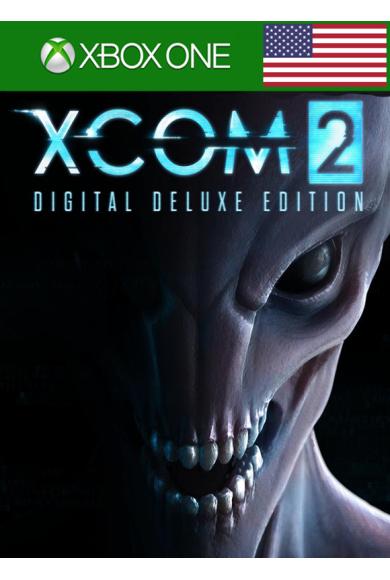 XCOM 2: Digital Deluxe (USA) (Xbox One)