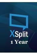 XSplit Premium 1 Year