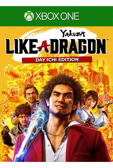 Yakuza: Like a Dragon - Day Ichi Edition (Xbox One)