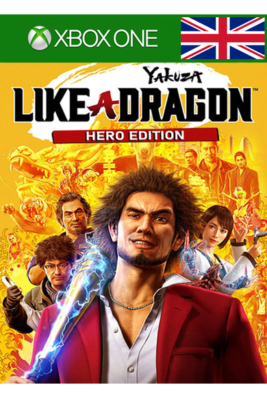 Yakuza: Like a Dragon - Hero Edition (UK) (Xbox One)