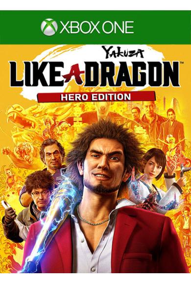 Yakuza: Like a Dragon - Hero Edition (Xbox One)