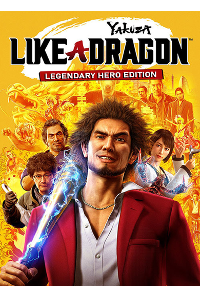 Yakuza: Like a Dragon (Legendary Hero Edition)