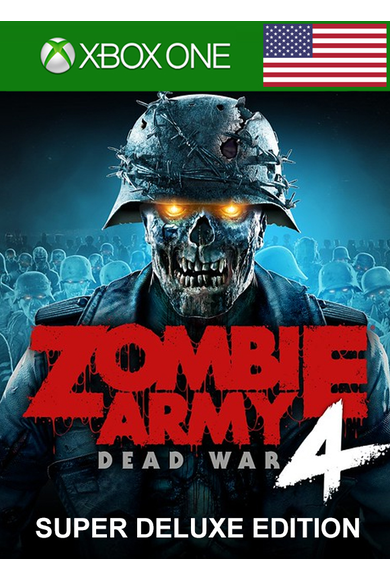 Zombie Army 4: Dead War - Super Deluxe Edition (USA) (Xbox One)