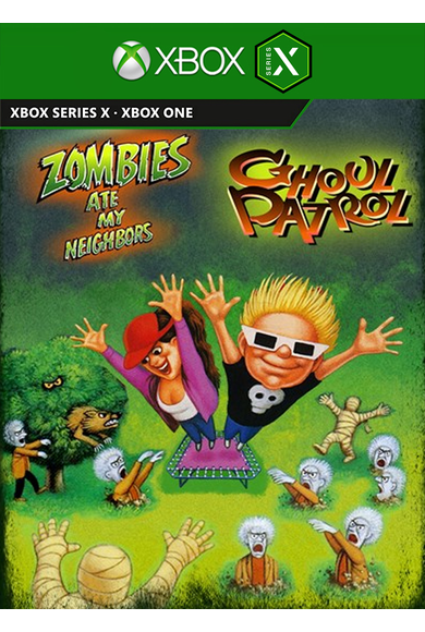 Zombies Ate My Neighbors and Ghoul Patrol (Xbox One / Series X|S)