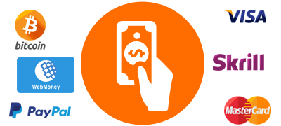 Oferecemos todos os métodos de pagamento - SmartCDKeys
