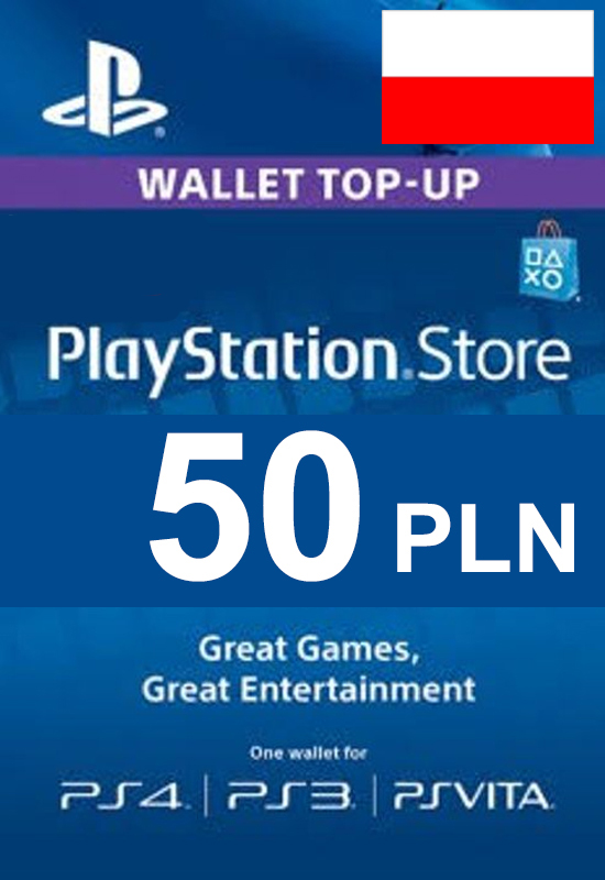 Psn Card Codes Buy Playstation Gift Card 50 Pln Poland Smartcdkeys