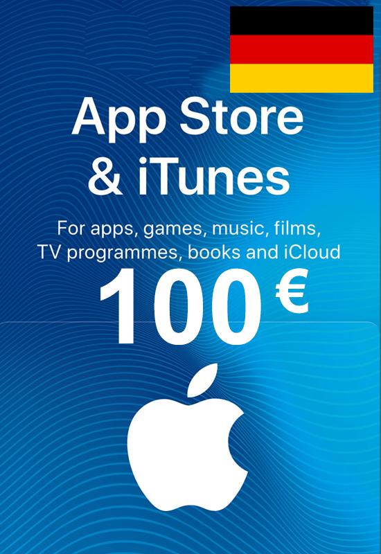Apple iTunes Gift Card - 7€ (EUR) (Germany) App Store CD Key