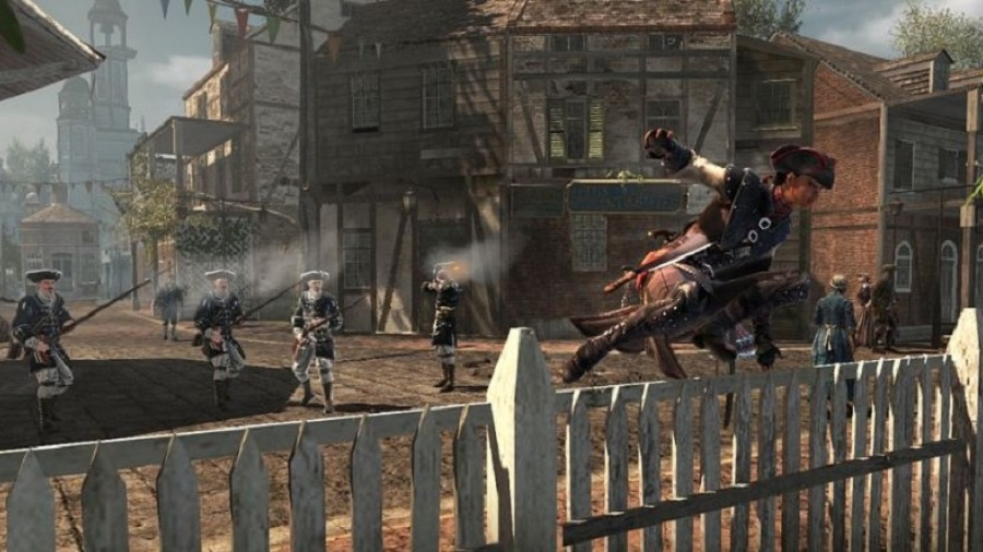 Buy Assassin S Creed Iii 3 Remastered Xbox One Cheap Cd Key