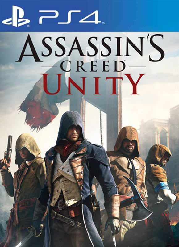Buy Assassin S Creed Unity Ps4 Cheap Cd Key Smartcdkeys