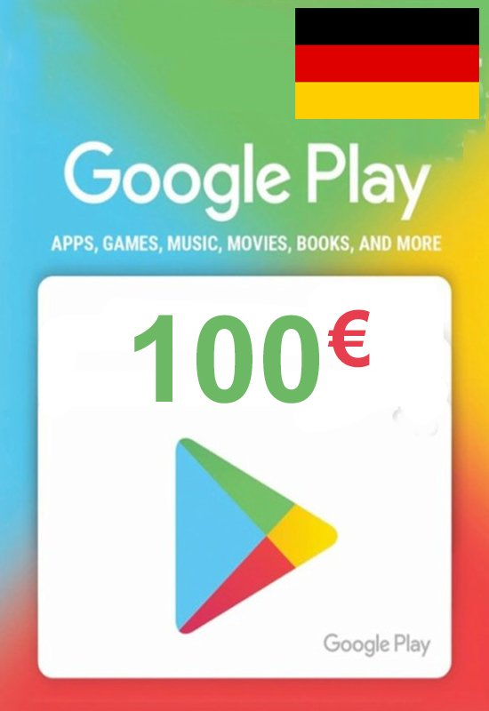 Google Play 7€ (EUR) (Germany) Gift Card CD Key Kaufen SmartCDKeys