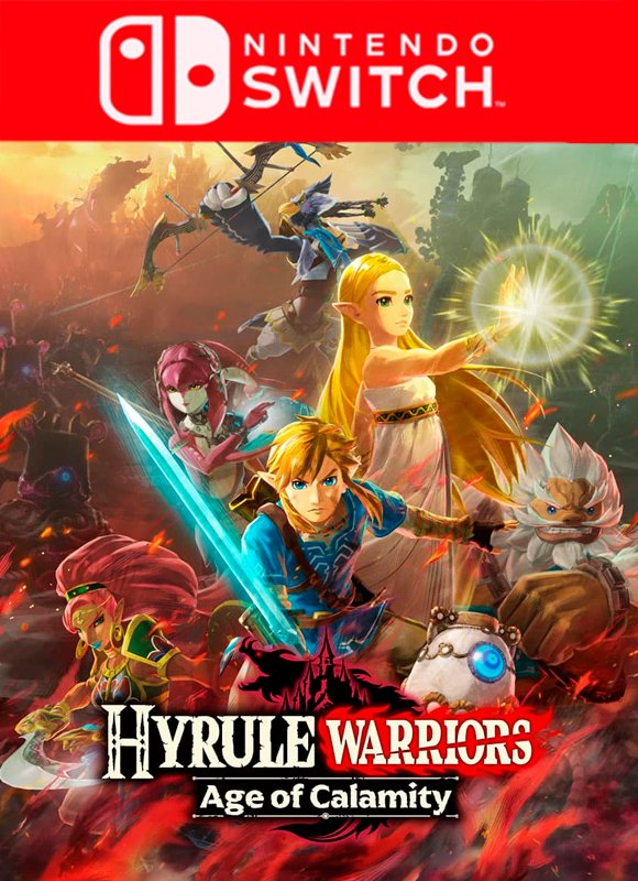 Buy Hyrule Warriors Age Of Calamity Switch Cheap Cd Key Smartcdkeys