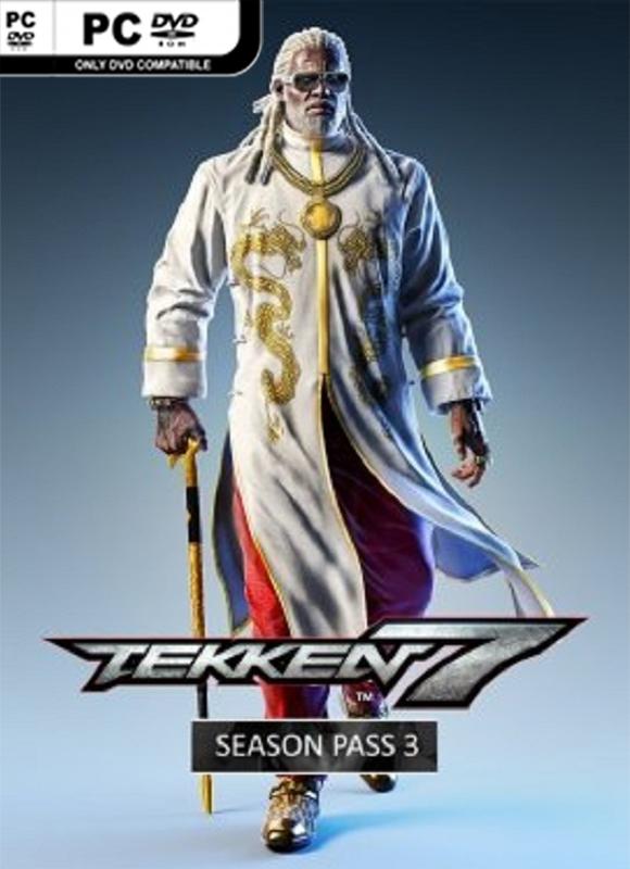 Buy Tekken 7 Season Pass 3 Dlc Cheap Cd Key Smartcdkeys