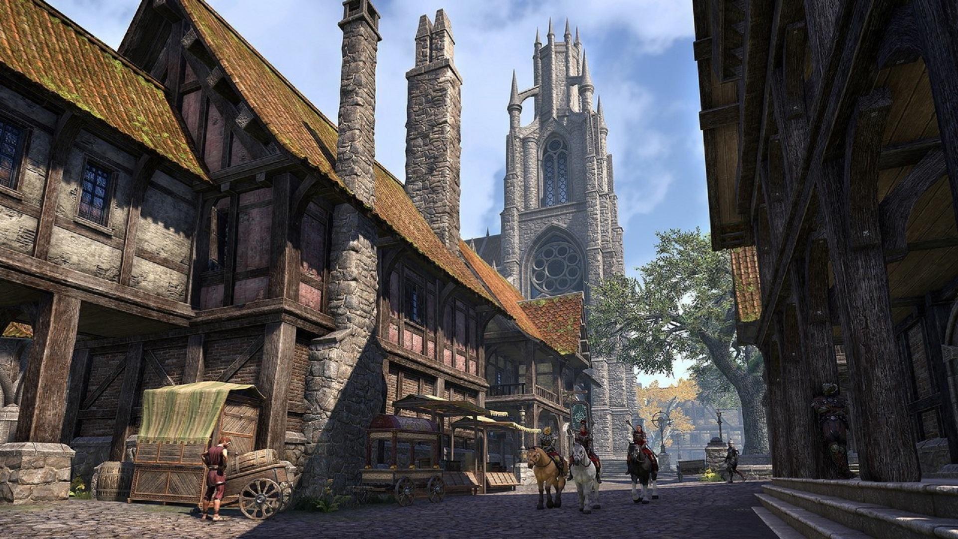Buy The Elder Scrolls Online: Blackwood Upgrade (DLC) Cheap CD Key    SmartCDKeys